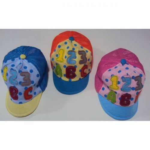Καπέλο βρεφικό ABC