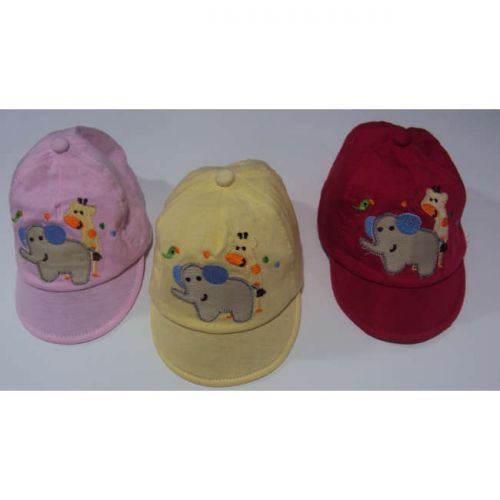 Καπέλο βρεφικό ελεφαντάκι