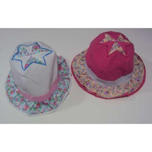 Καπέλο βρεφικό κορίτσι Αστέρι