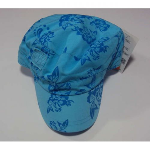 Καπέλο Unisex τζόκεϋ με λουλούδια