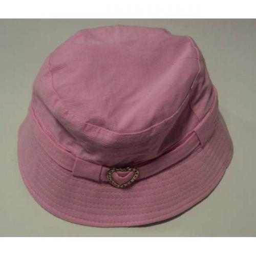 Καπέλο γυναικείο μονόχρωμο