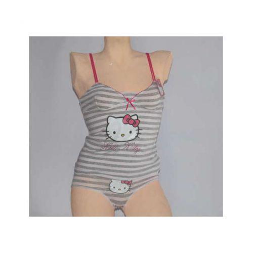 Εφηβικό σετ Hello Kitty βαμβακερό