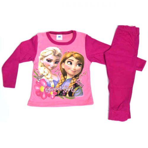 Πυτζάμα παιδική για κορίτσι Frozen