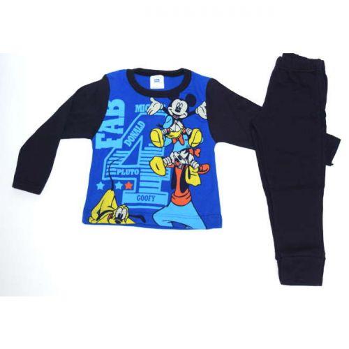 Πυτζάμα παιδική για αγόρι με τον Mickey