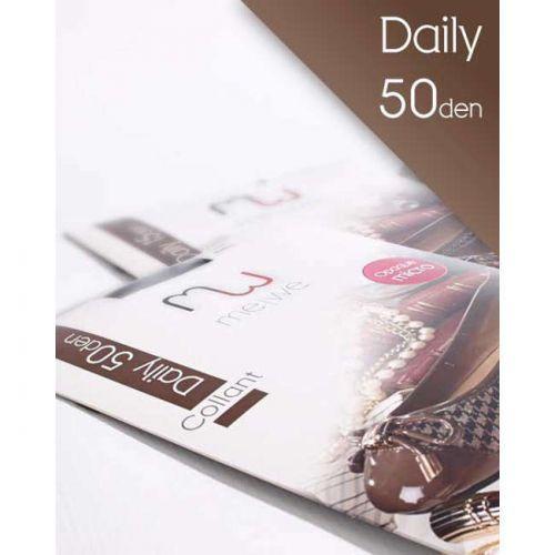 Καλσόν Opague Daily 50 Den in colour Me we