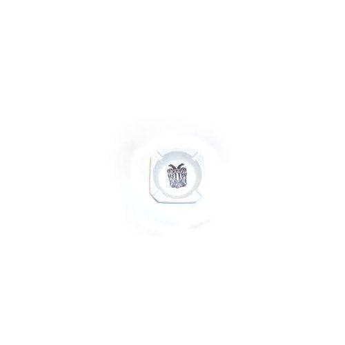 Σταχτοδοχείο ΠΑΟΚ λευκό τετράγωνο