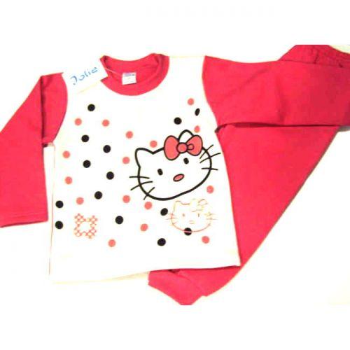 Φόρμα παιδική για κορίτσι Bebe Jolie με την Hello Kitty