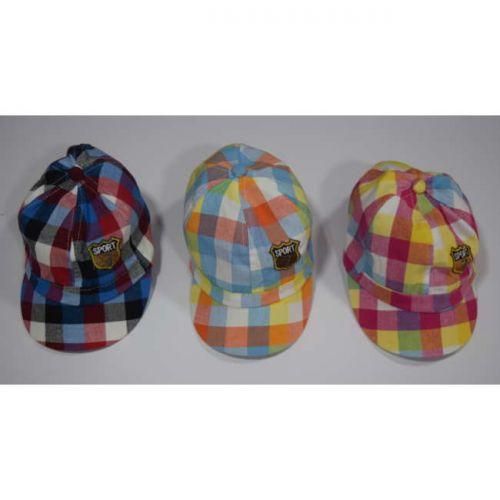 Καπέλο Jokey παιδικό καρώ