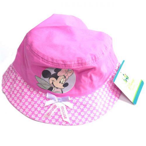 Καπέλο κώνος be-be βαμβακερό Minnie
