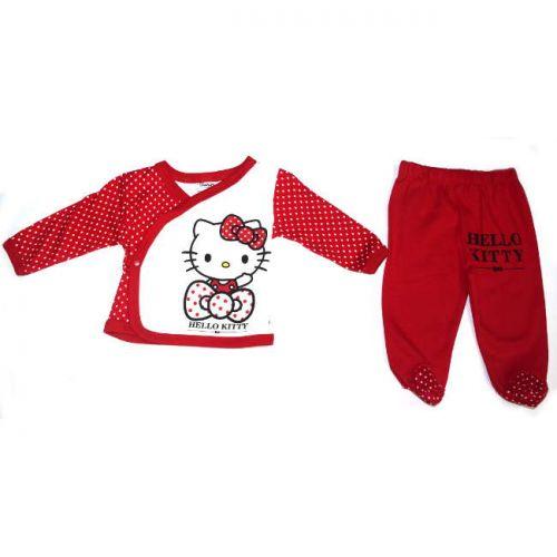 Πυτζάμα Be-Be Hello Kitty βαμβακερή