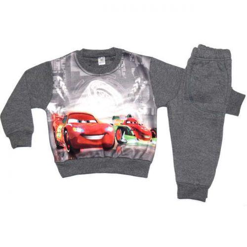 Φόρμα παιδική για αγόρι McQueen βαμβακερή