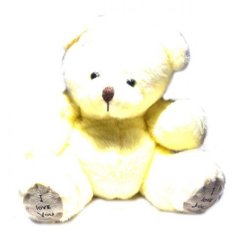 Αρκουδάκι λούτρινο με βεντούζα 17cm