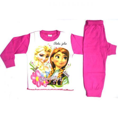 Πυτζάμα Be-Be κορίτσι Frozen βαμβακερή