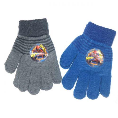 Γάντια χειμωνιάτικα με τον spiderman