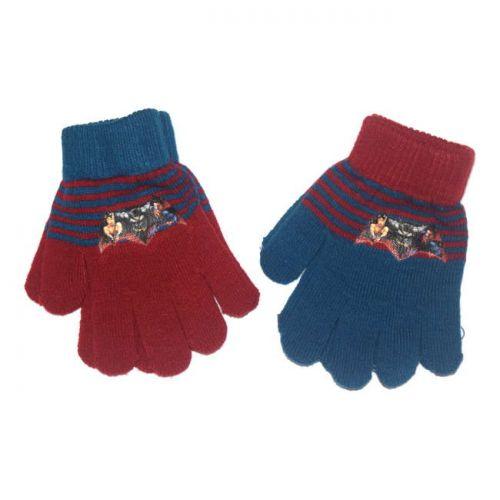 Γάντια παιδικά χειμωνιάτικα με Superman & Batman