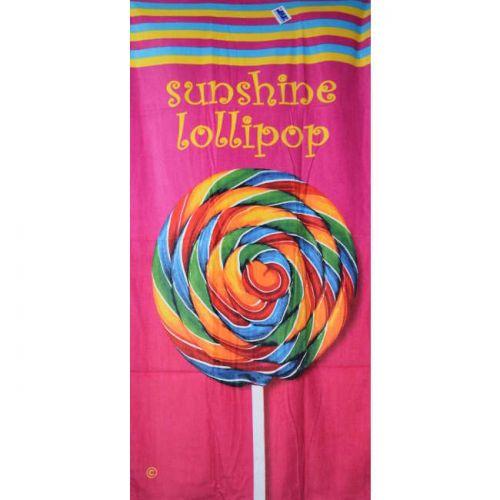 Πετσέτα Θαλασσης Lollipop